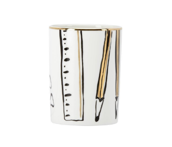 Daisy Place Pencil Cup by Kate Spade New York