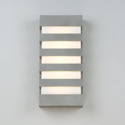 Folsom 1-Light LED Outdoor Sconce