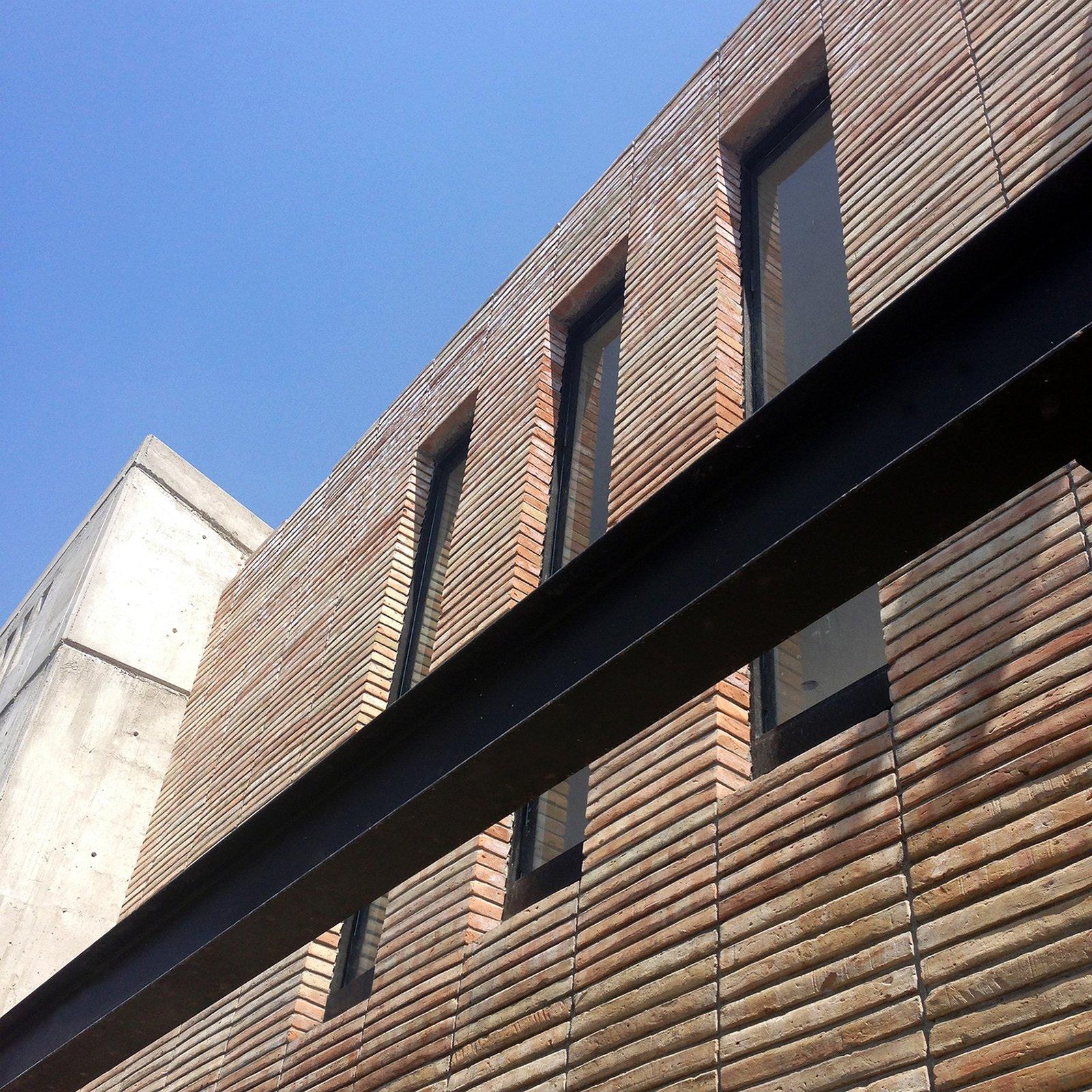 Detail - South Facade