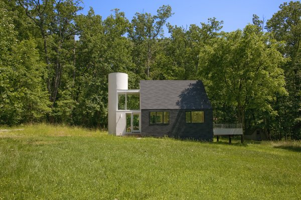 Photo  of 21st Century Cabin modern home