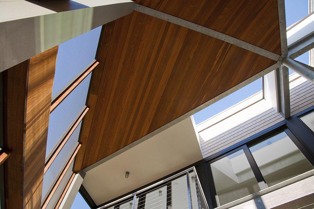Tagged: Windows, Wood, and Skylight Window Type.  Marsh House by McInturff Architects