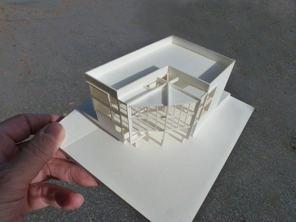 Marsh House by McInturff Architects