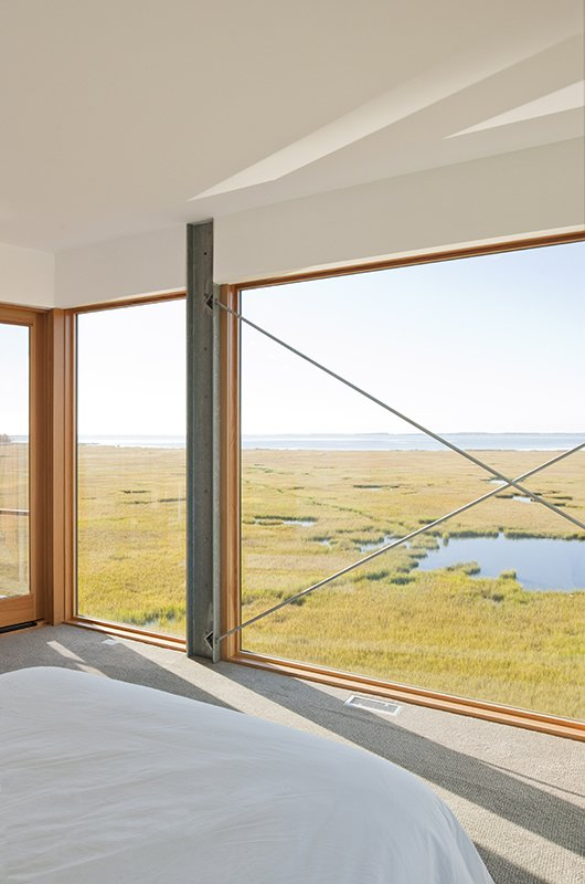 Tagged: Windows, Picture Window Type, and Wood.  Marsh House by McInturff Architects