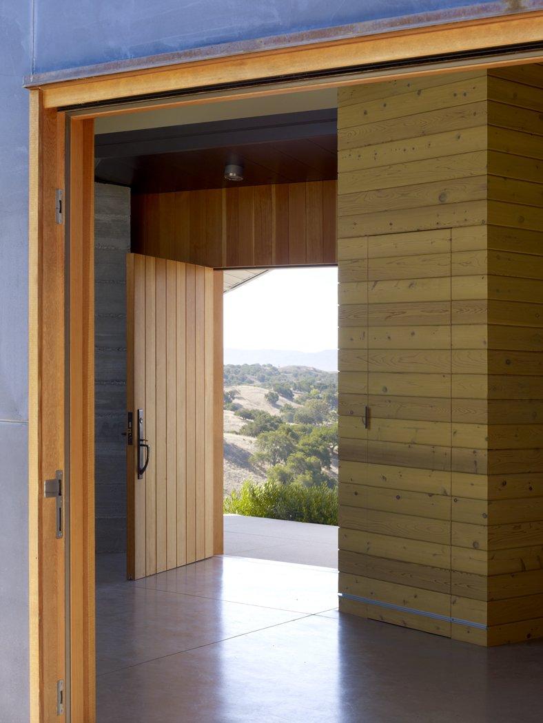 Tagged: Doors.  Santa Ynez House by Fernau & Hartman Architects