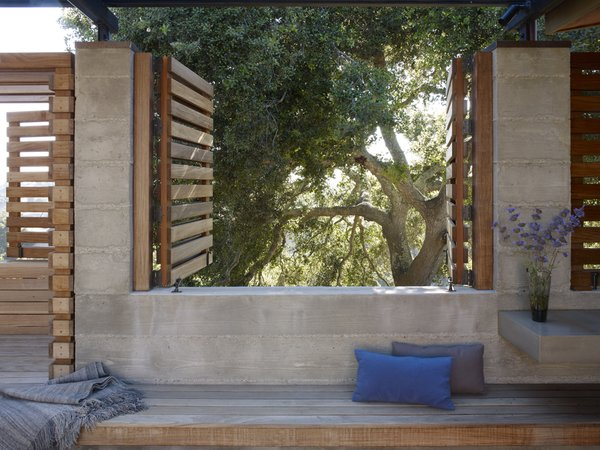 Modern home with outdoor. Photo 12 of Santa Ynez House