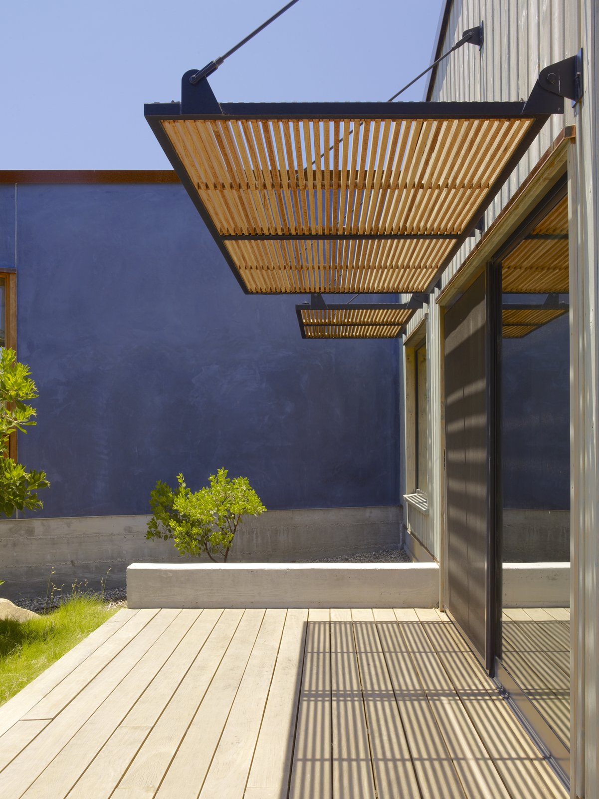 Tagged: Outdoor.  Santa Ynez House by Fernau & Hartman Architects