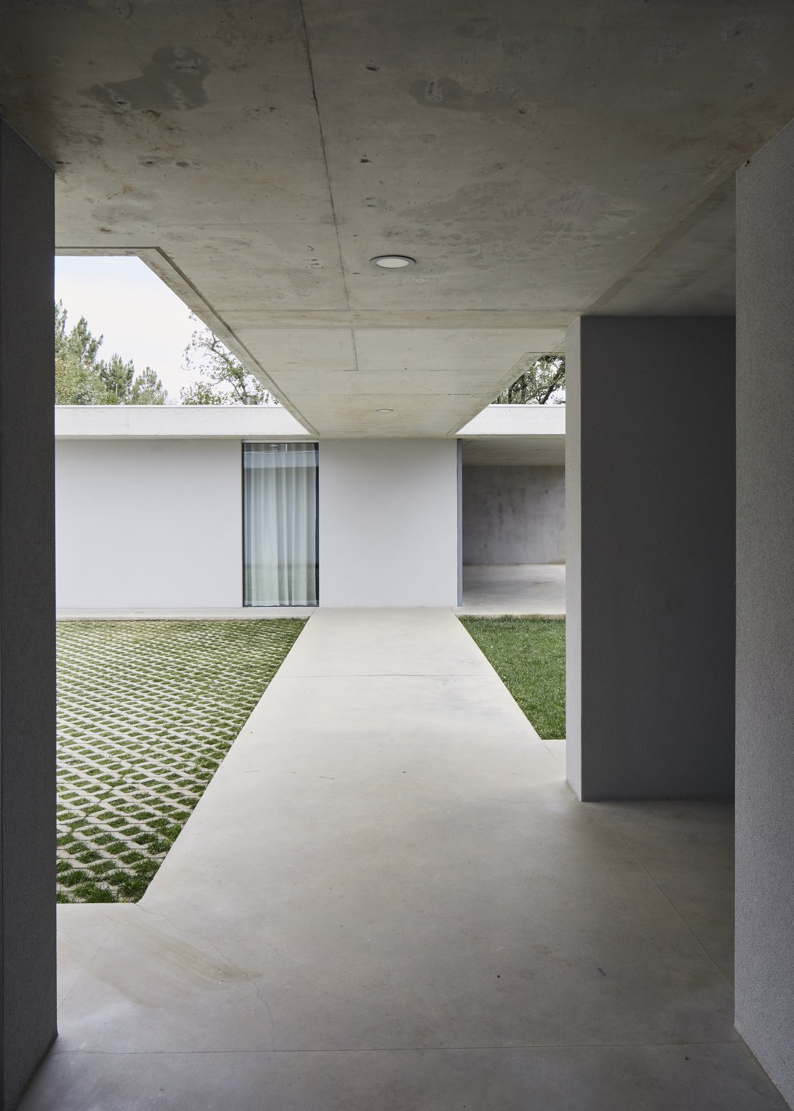 Tagged: Outdoor and Concrete Pools, Tubs, Shower.  Fanu House by Bruno Lucas