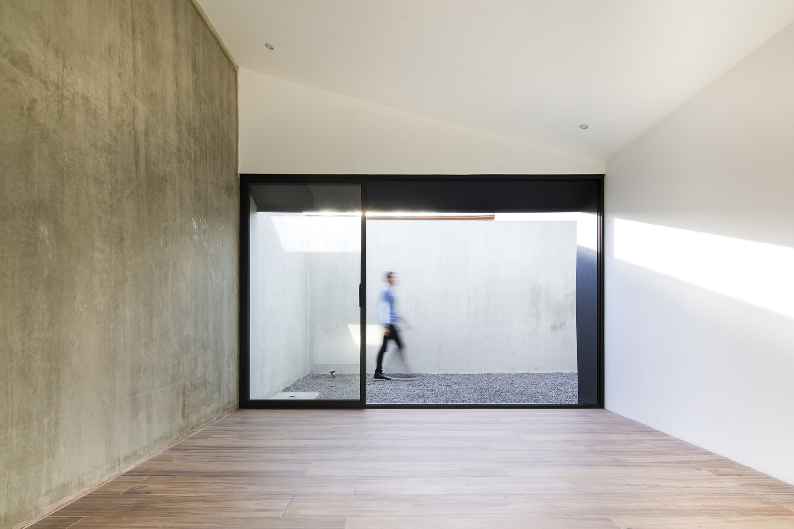 Tagged: Bedroom, Ceiling Lighting, and Porcelain Tile Floor.  Casa Ching by MG design studio