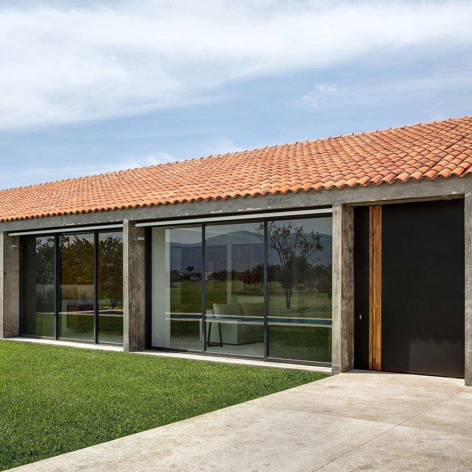 Casa Paraíso by DCPP by LCMX