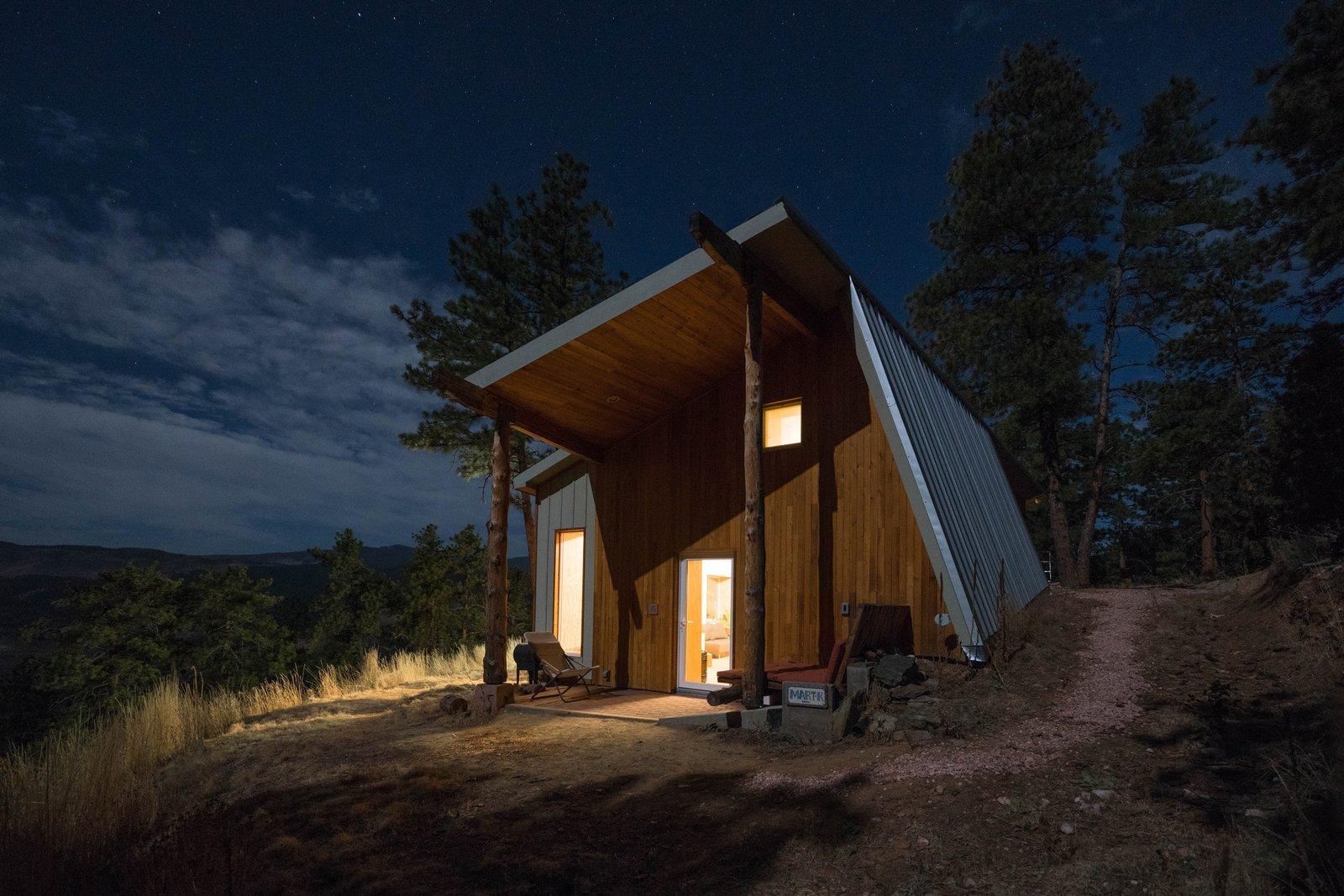 MARTaK Passive House by Baosol Design