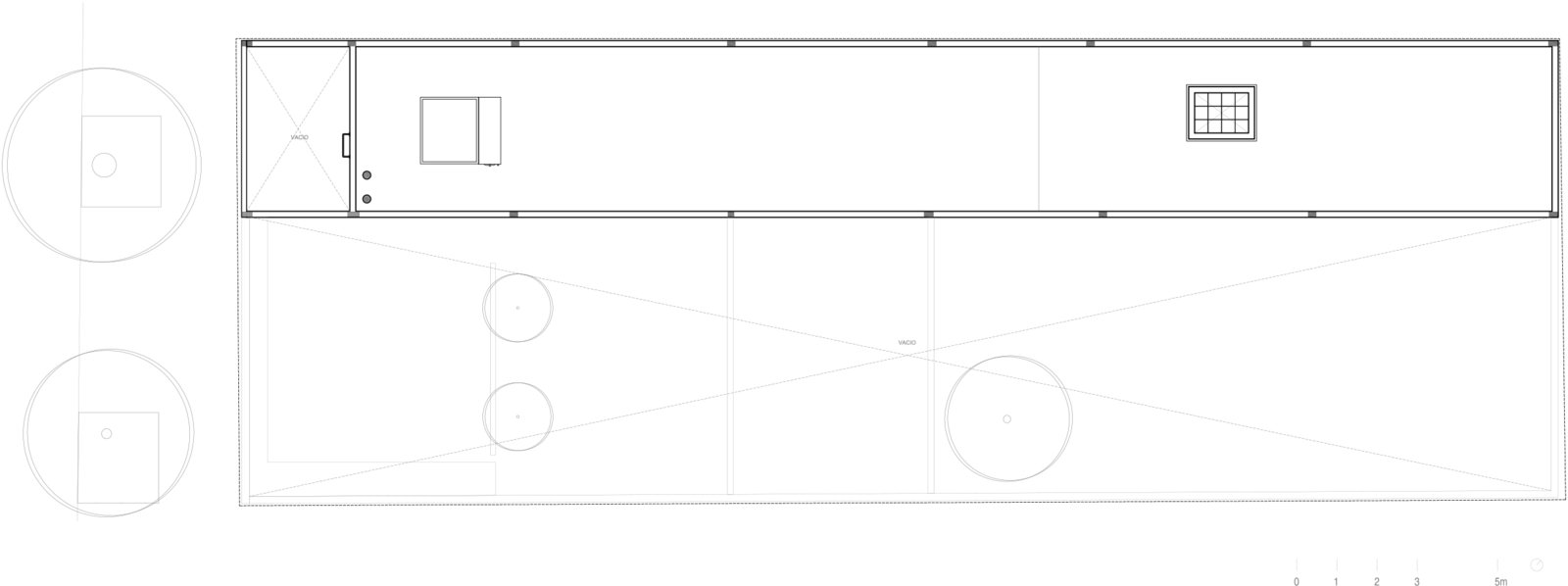 CEILING PLAN  Casa Campestre 107 by DCPP