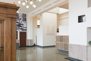 A Historic U.S. Post Office Is Transformed Into a Digital Agency's New Modern Office - Photo 2 of 15 -