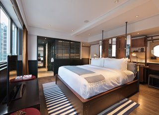 Tour a Newly Renovated Hotel Inspired by Hong Kong's Maritime History - Photo 16 of 22 -