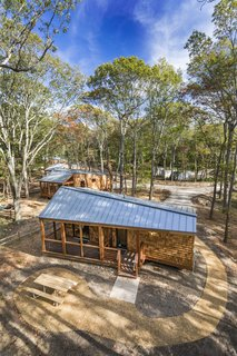 A Long Island Campground Gets a Bunch of New Modern Cabins - Photo 1 of 6 -