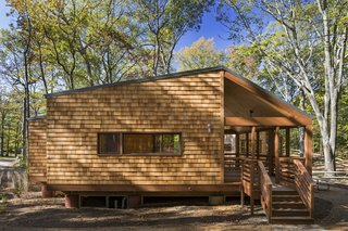 A Long Island Campground Gets a Bunch of New Modern Cabins - Photo 3 of 6 -
