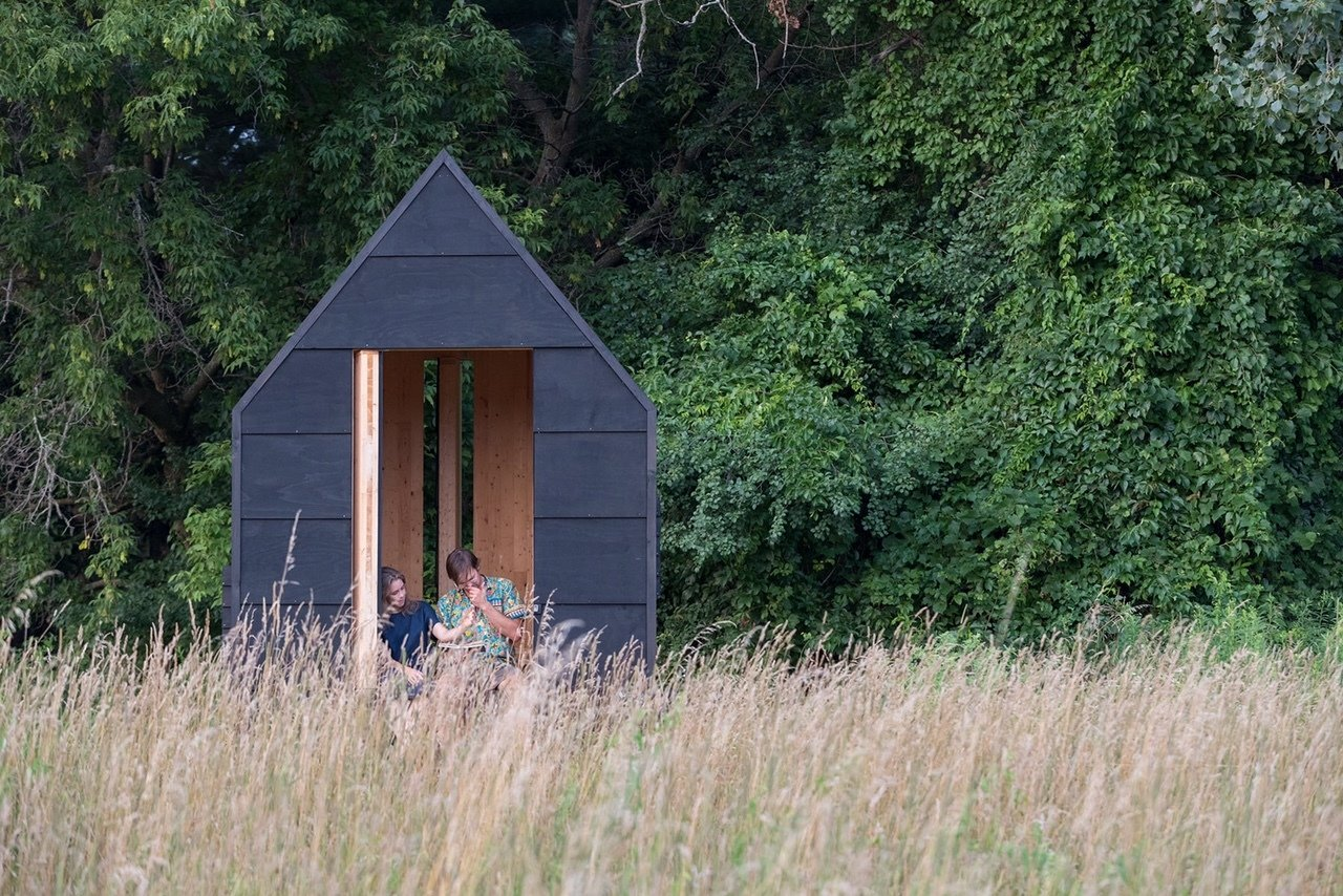 Tagged: Outdoor.  Best Photos from Writers Work in Mobile Studios at This Incredible Residency in Massachusetts