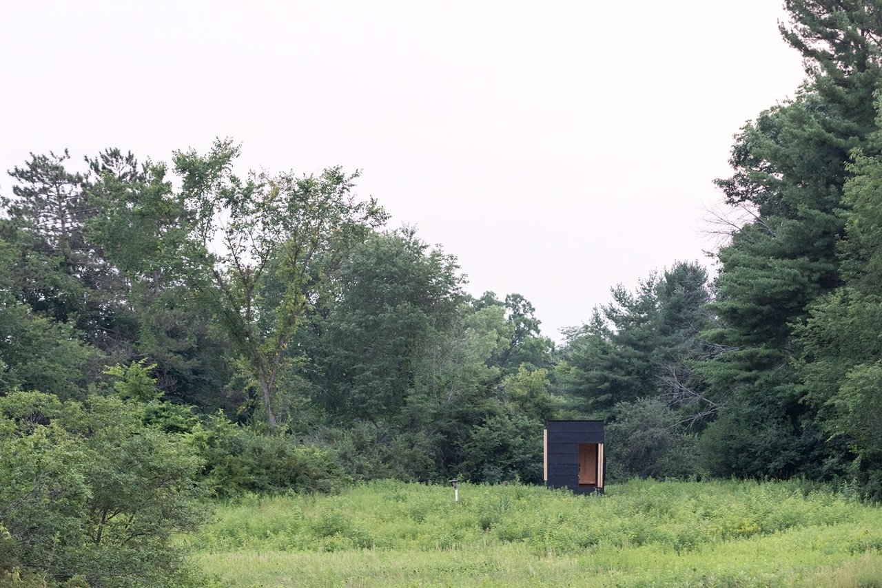 Tagged: Exterior and Shed Building Type.  Best Photos from Writers Work in Mobile Studios at This Incredible Residency in Massachusetts