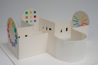 Artist Ellsworth Kelly's Final Work Is Now Open in Austin - Photo 8 of 9 - A model of the secular chapel