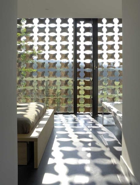 Pierre Minassian's contemporary latticework