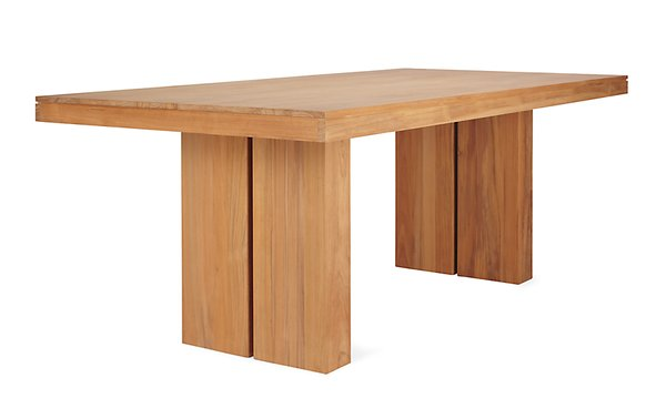 DWR Kayu Teak Dining Table