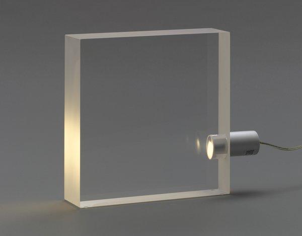 Tokujin Yoshioka ToFU Lamp