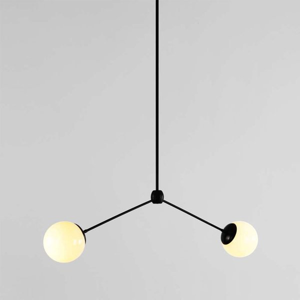 Roll & Hill Modo Pendant Light
