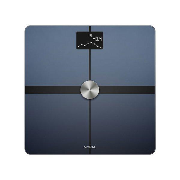 Nokia Body+ Wi-Fi Scale, Black
