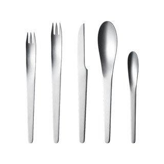 Georg Jensen Arne Jacobsen 5-Piece Cutlery Set
