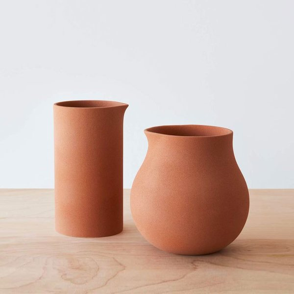 Mano of Occidente Engobe Vessels - Set of Two