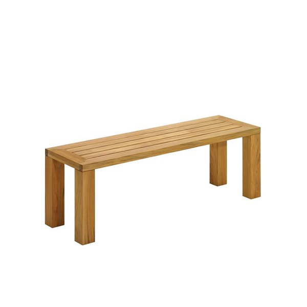 Gloster Square Small Backless Bench