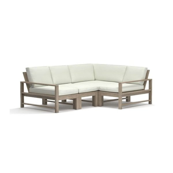 Pottery Barn Indio Collection Sectional Frame Set
