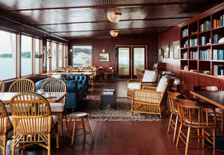 Overlooking the Long Island Sound, a Revamped Hotel Channels its Nautical Roots - Photo 8 of 10 -