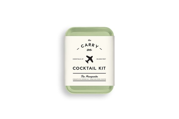 The Margarita Cocktail Kit from W&P Design