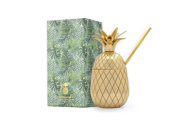 LARGE PINEAPPLE TUMBLER