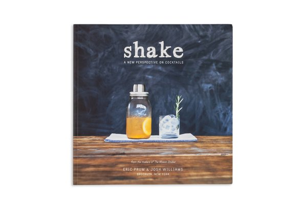 Shake: A New Perspective on Cocktails from W&P Design