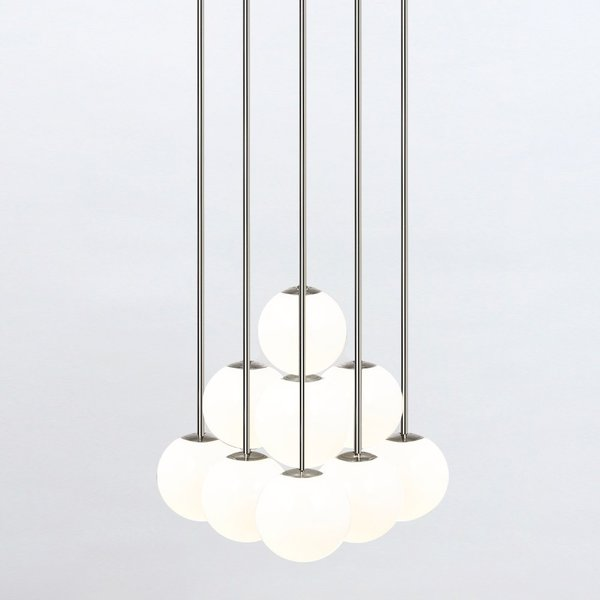 Michael Anastassiades Happy Together 10 Stack Pendant Rod