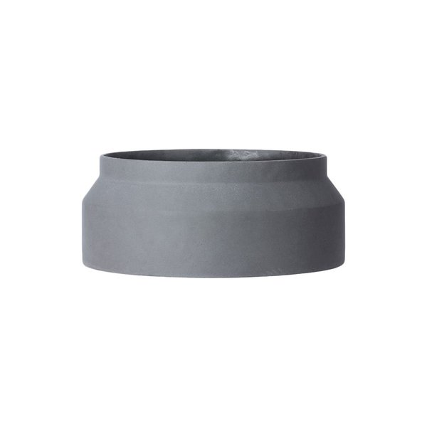 TRNK Dark Grey Concrete Pot