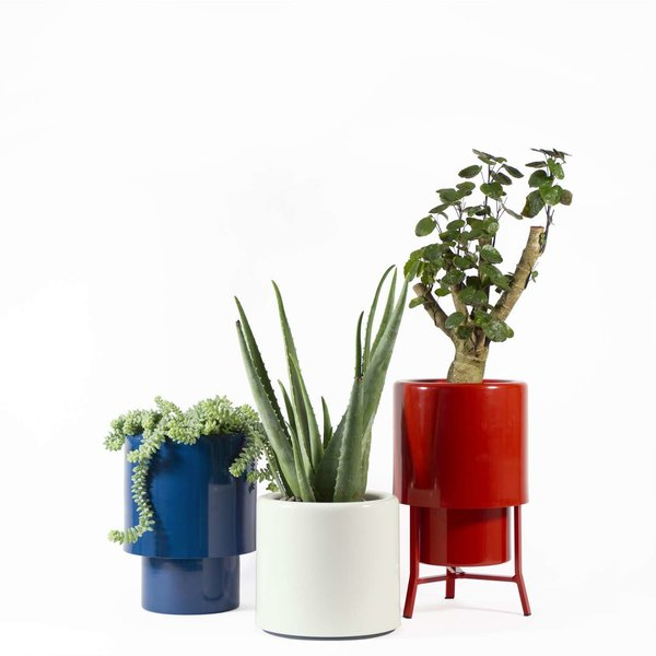 Pad Outdoor Arro Alto Planter with Stand