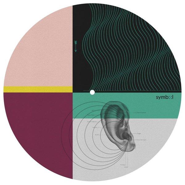 Symbol Audio Record Mat
