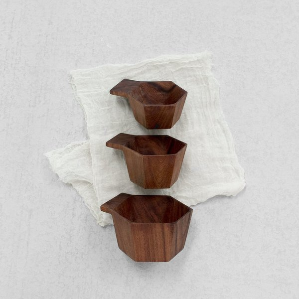 Pizca Measuring Cups - Set of 3