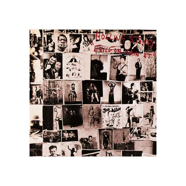 The Rolling Stones – Exile on Main Street Vinyl
