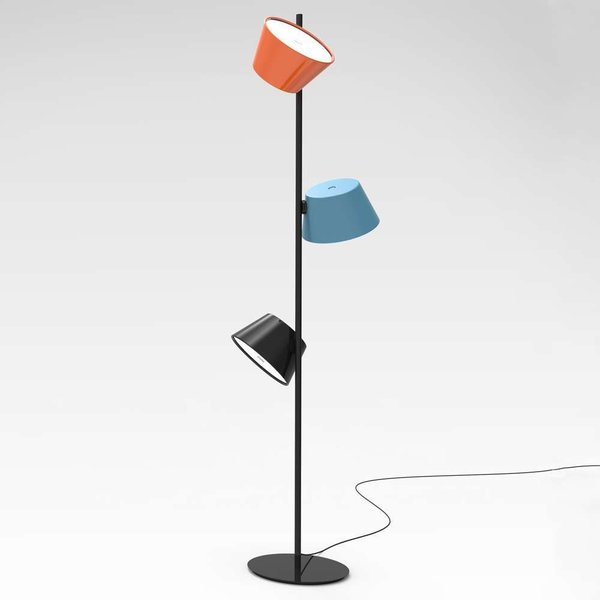 Marset Tam Tam 3 Light Floor Lamp