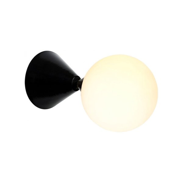 Atelier Areti Cone and Sphere Wall Light