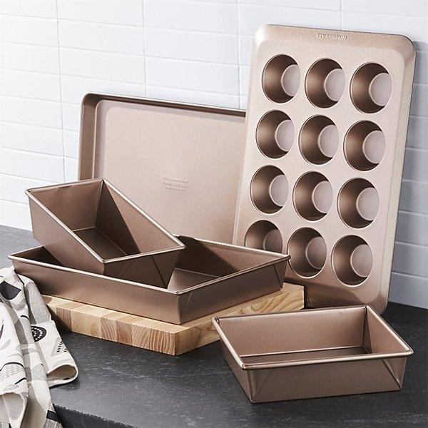 KitchenAid Professional Nonstick 5-Piece Bakeware Set