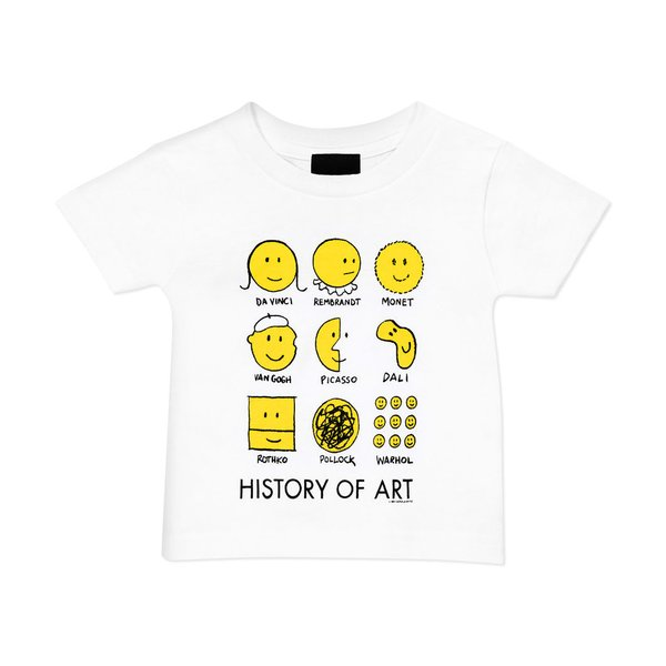 MoMA History of Art Youth T-shirt