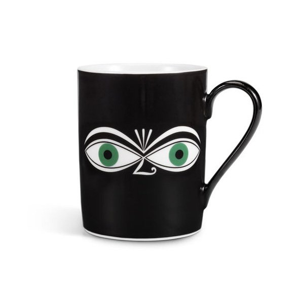 Vitra Coffee Mug – Green Eyes