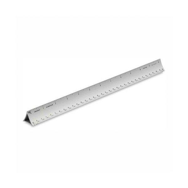 Darice Alumicolor Architect's Ruler