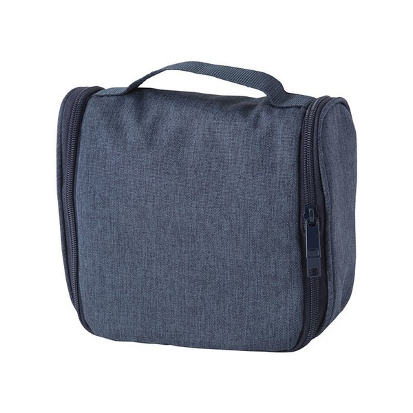 MUJI Hanging Travel Case – Navy