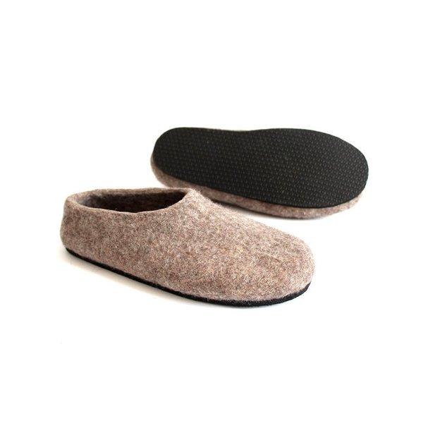 Felt Forma Organic Felted Slippers