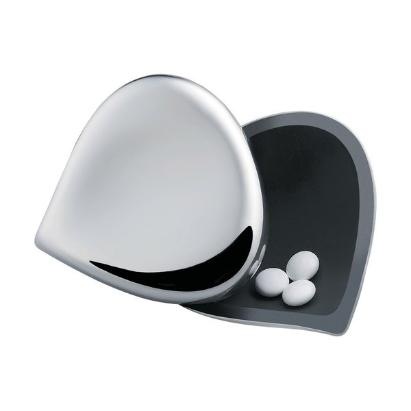 Alessi Chestnut Pill Box